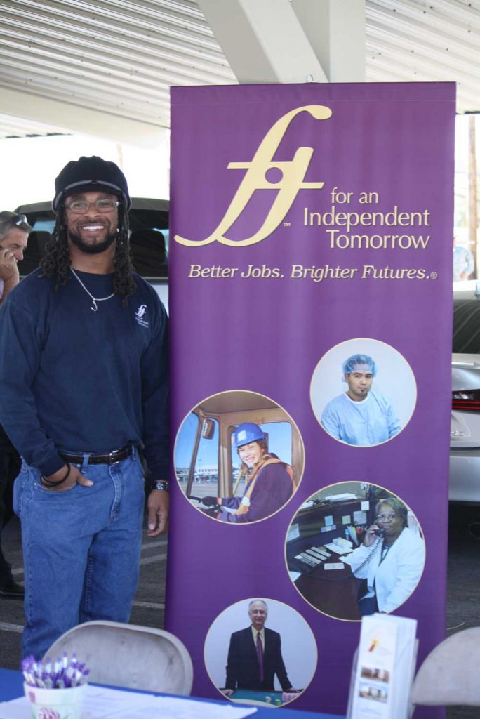 FIT - Anthony at Pathways Community Church Event