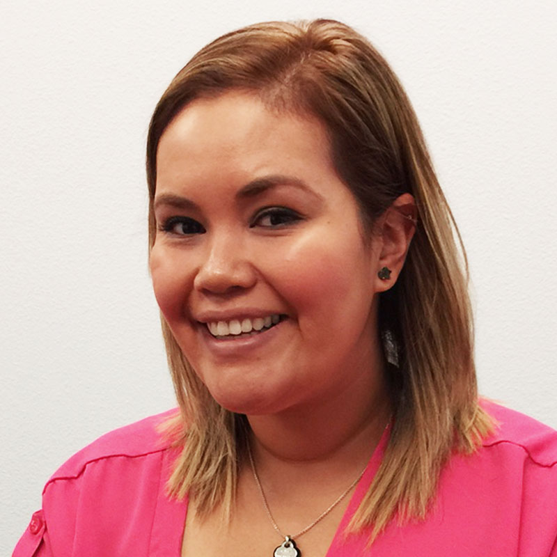 Karina Mandello, Case Manager