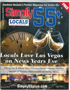 Simply 55+ cover